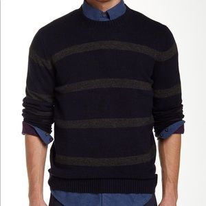 Ben Sherman Stripe Crewneck Sweater